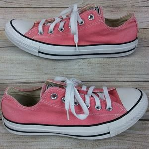 Converse | All Star Pink Chuck Unisex Low | 7m 9w